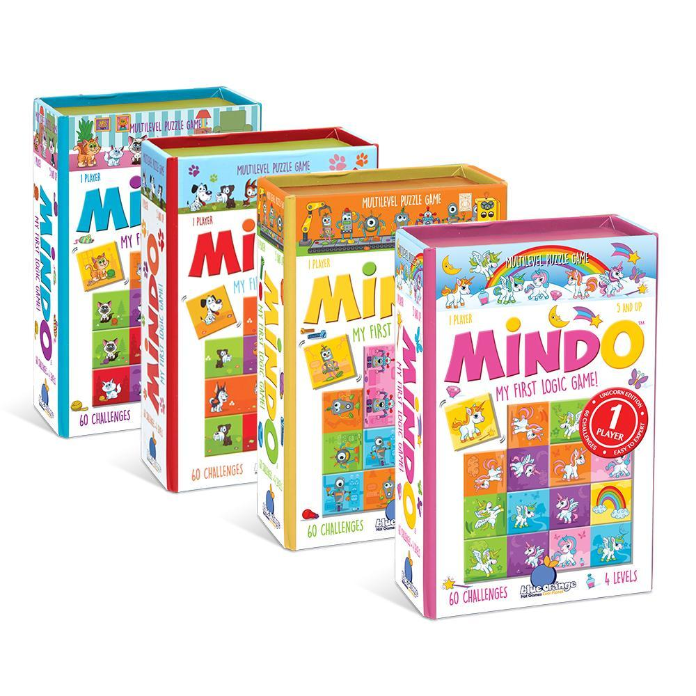 Mindo - My First Logic Game!