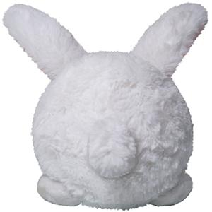 "Mini Squishable Fluffy Bunny 7"" Plush - TOYTAG"
