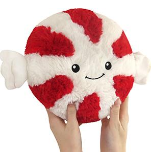 "Mini Squishable Comfort Food Peppermint 7"" Plush - TOYTAG"