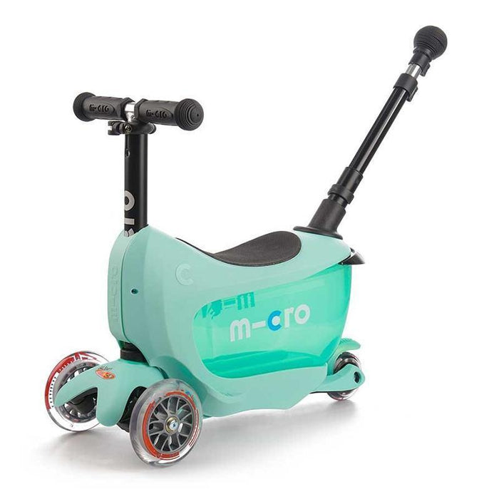 Micro Mini2GO Deluxe Plus - Mint - TOYTAG
