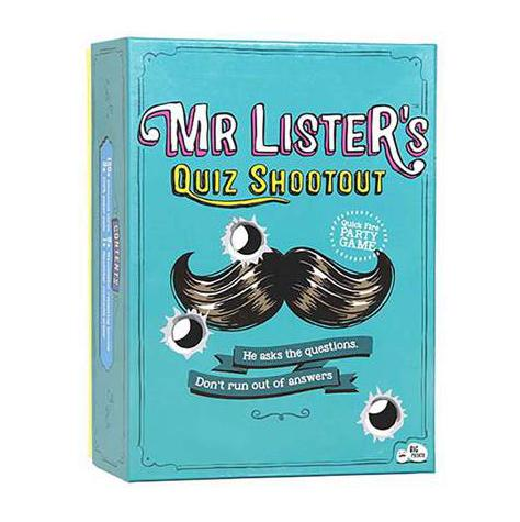 Mr Lister's Quiz Shootout - TOYTAG