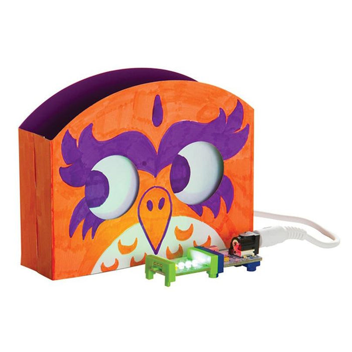 LittleBits Hall of Fame Kit - Night Light