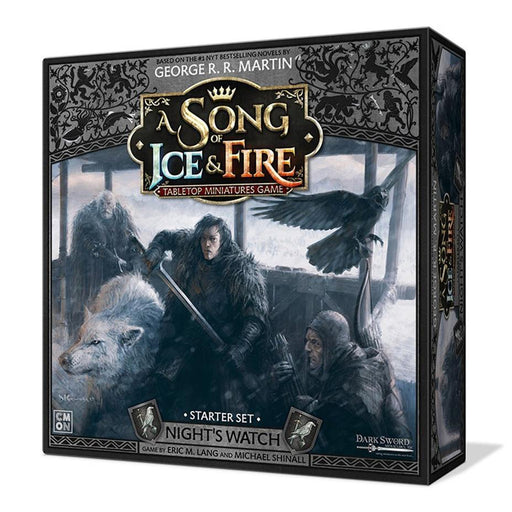A Song of Ice and Fire - Night's Watch Starter Set - TOYTAG