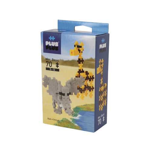 Plus-Plus Basic Safari / 70 pcs