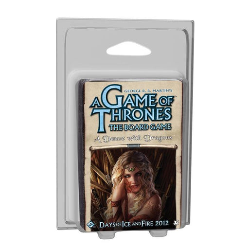 A Game of Thrones Board Game - A Dance with Dragon Expansion - TOYTAG