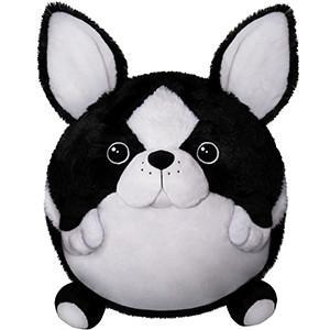 Squishable Boston Terrier - TOYTAG