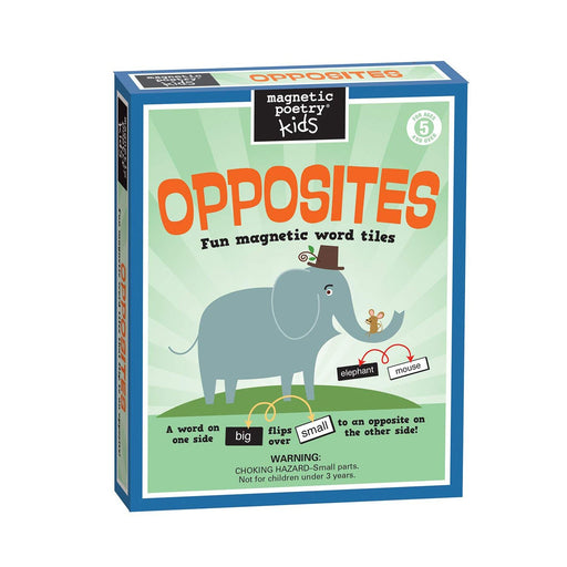 Magnetic Poetry Kids - Opposite