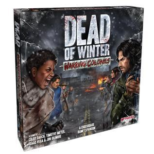 Dead of Winter: Warring Colonies - TOYTAG