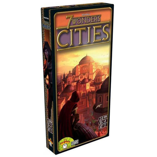 7 Wonders: Cities Expansion - TOYTAG