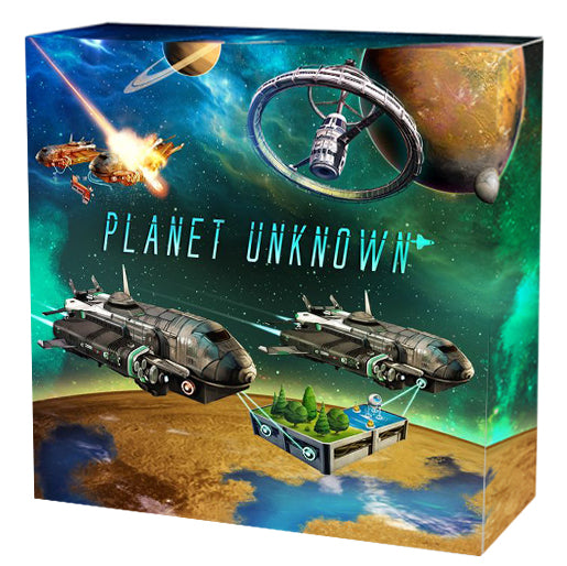 Planet Unknown: Limited Deluxe edition (Kickstarter)