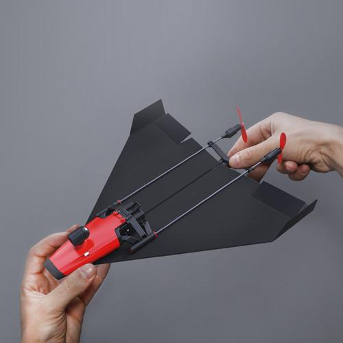 PowerUp FPV Paper Airplane VR Drone - TOYTAG