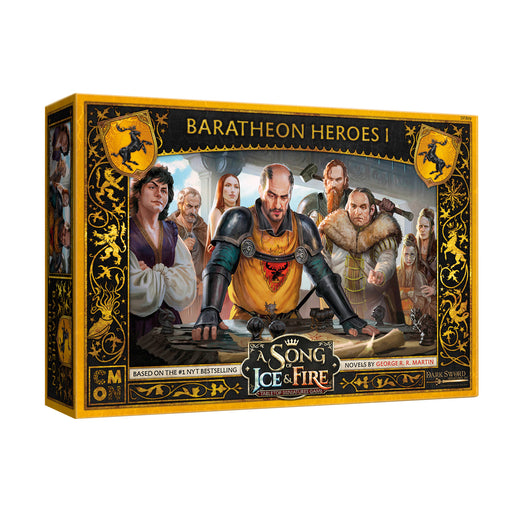 A Song of Ice and Fire : Baratheon Heroes 1 Unit Box