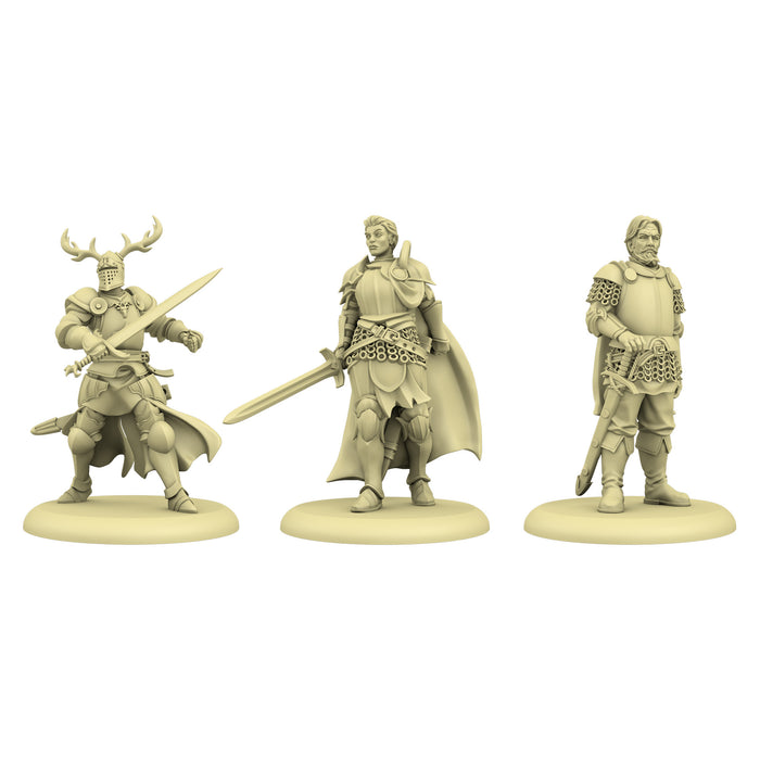A Song of Ice and Fire : Baratheon Heroes 2 Unit Box