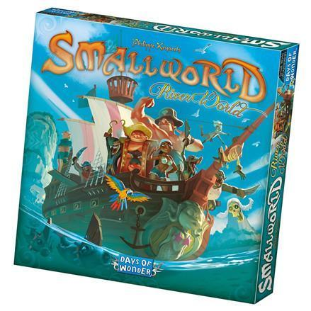 Small World: River World - TOYTAG