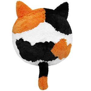 "Squishable Calico Cat 15"" Plush"
