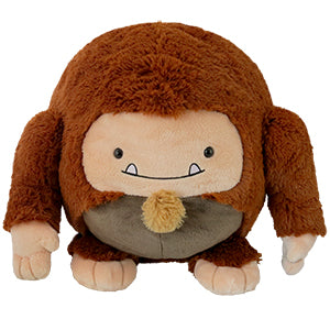 Squishable Bigfoot - TOYTAG
