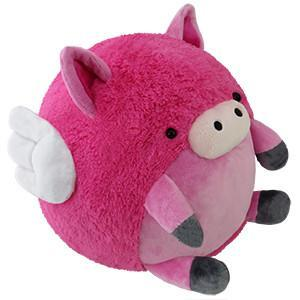 Squishable Flying Pig - TOYTAG