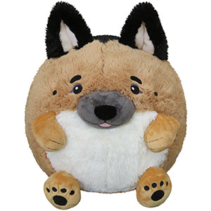 Squishable German Shepherd 15""