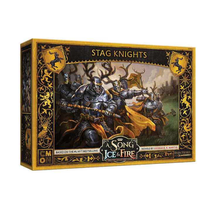 A Song of Ice and Fire: Stag Knights Unit Box
