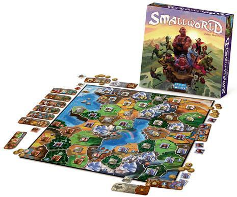 Small World Board Game - TOYTAG