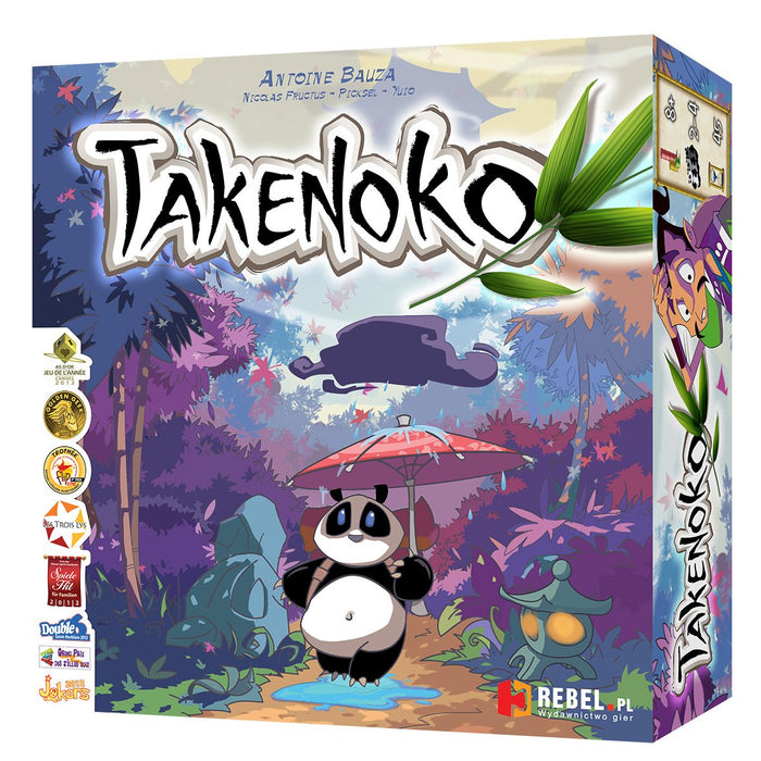 Takenoko Board Game - TOYTAG