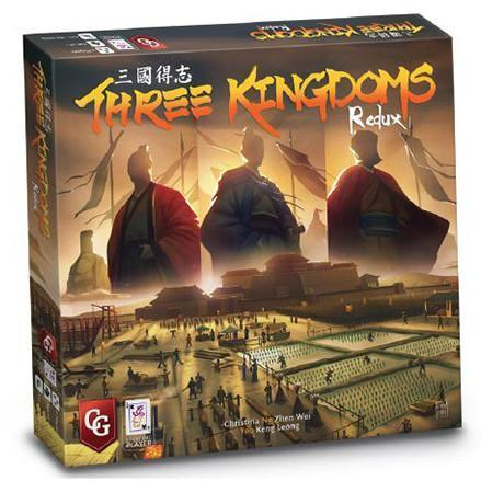 Three Kingdoms Redux - TOYTAG