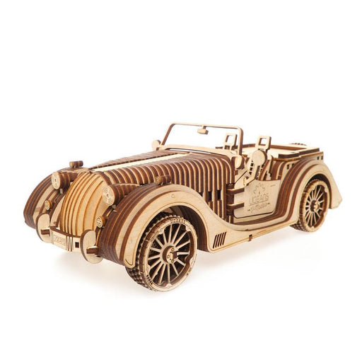 UGEARS 3D Wooden Puzzle - Roadster VM-01