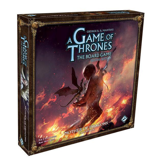 A Game of Thrones Board Game - Mother of Dragons Expansion - TOYTAG