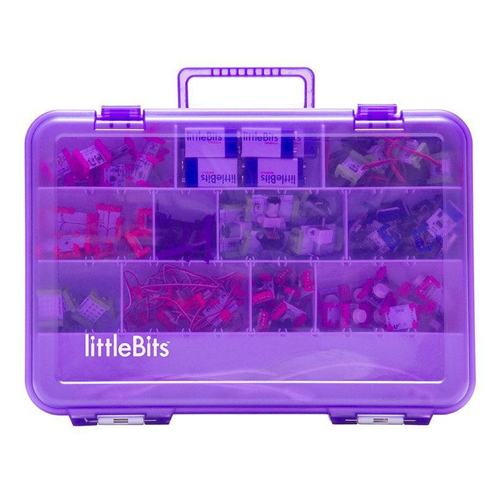 littleBits Accessories Tackle Box - TOYTAG