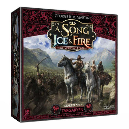A Song of Ice and Fire - Targaryen Starter Set