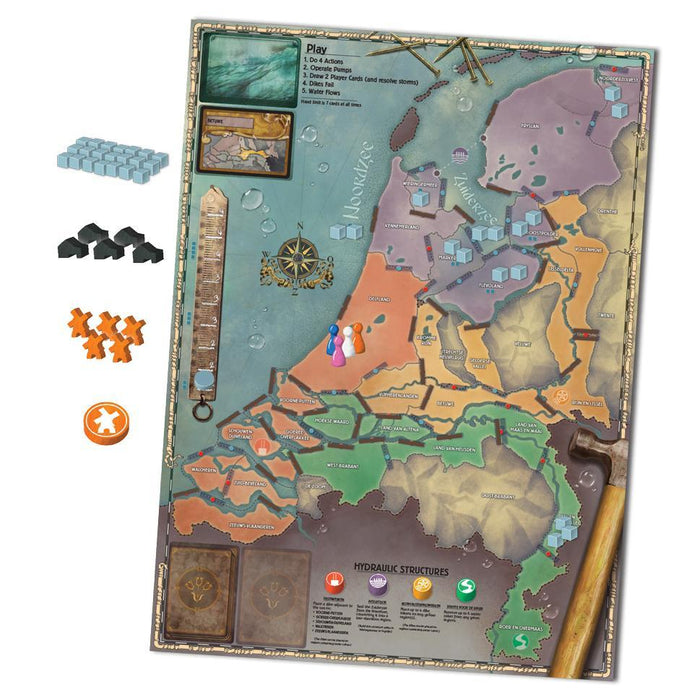 Pandemic: Rising Tide - TOYTAG
