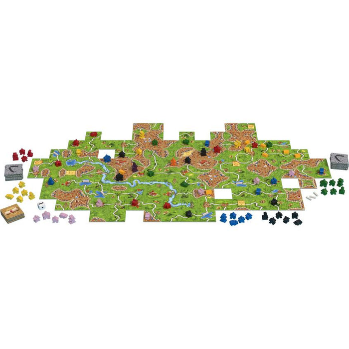 Carcassonne: Big Box - TOYTAG