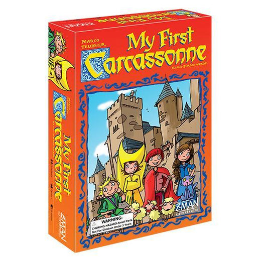My First Carcassonne - TOYTAG