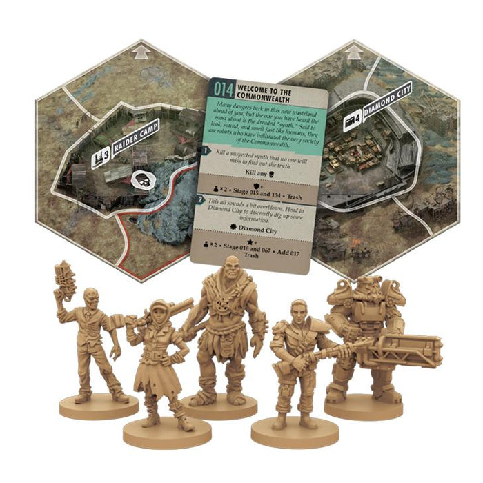 Fallout: The Board Game - TOYTAG