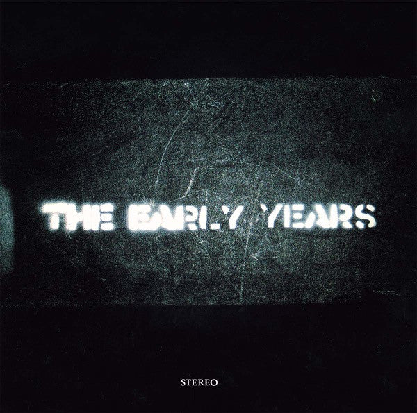 The Early Years - The Early Years CD
