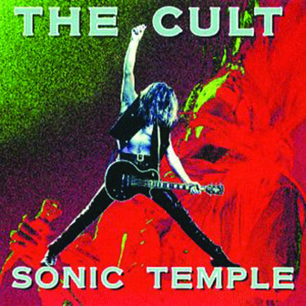 The Cult - Sonic Temple CD