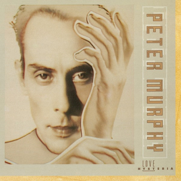 Peter Murphy - Love Hysteria CD