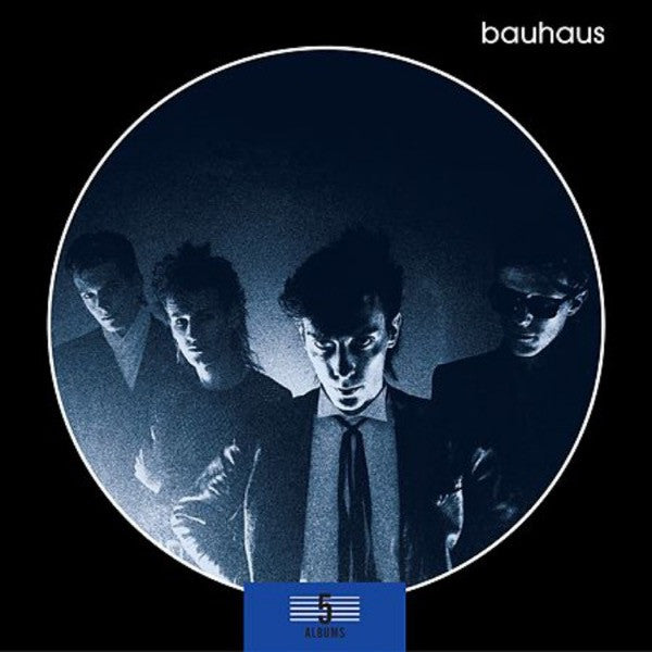 Bauhaus - 5 Album Box Set CD