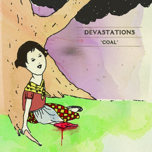 Devestations - Coal CD