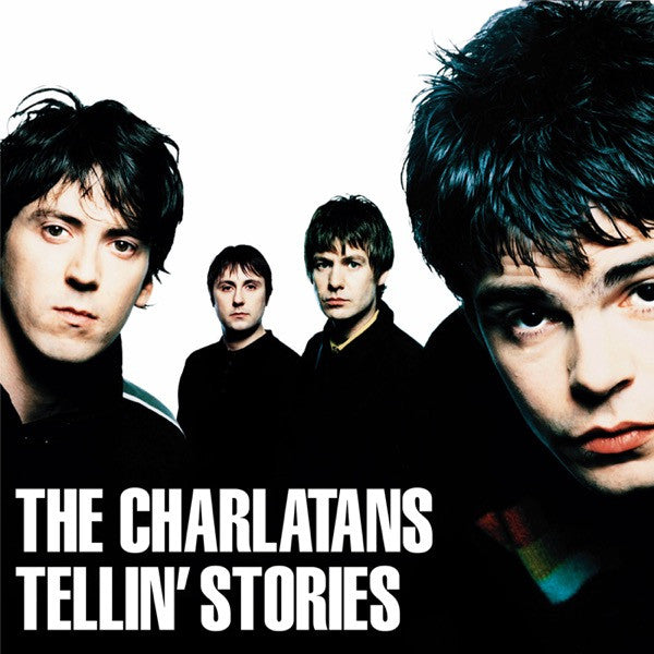 The Charlatans - Tellin' Stories CD