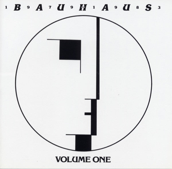 Bauhaus Bauhaus - 1979-1983 Volume One CD