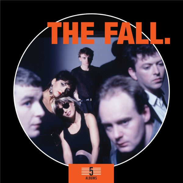 The Fall - 5 Albums CD