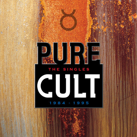The Cult - Pure Cult 2LP