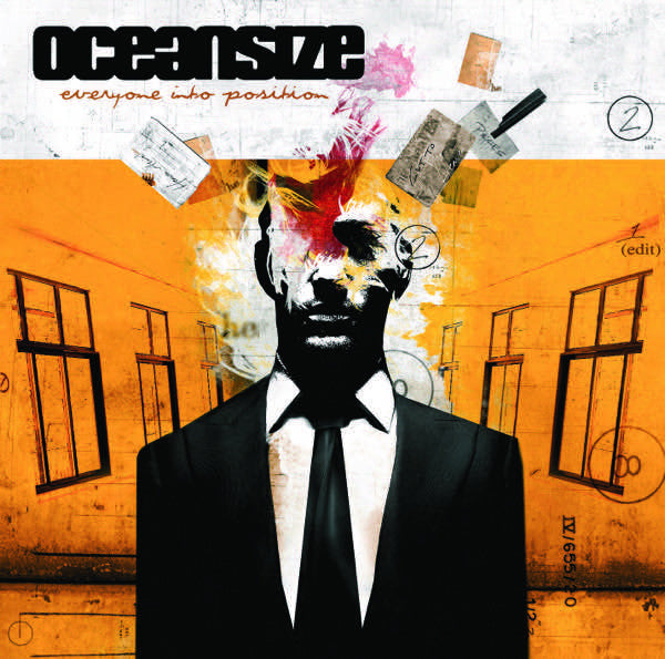 Oceansize - Everyone Into Position CD