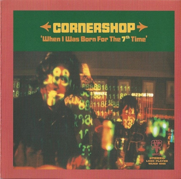 Cornershop - When I Was Born For The 7th Time CD