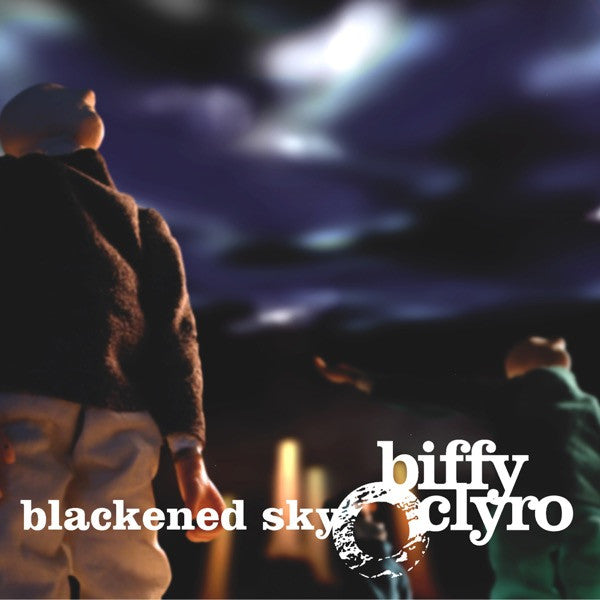Biffy Clyro - Blackened Sky CD
