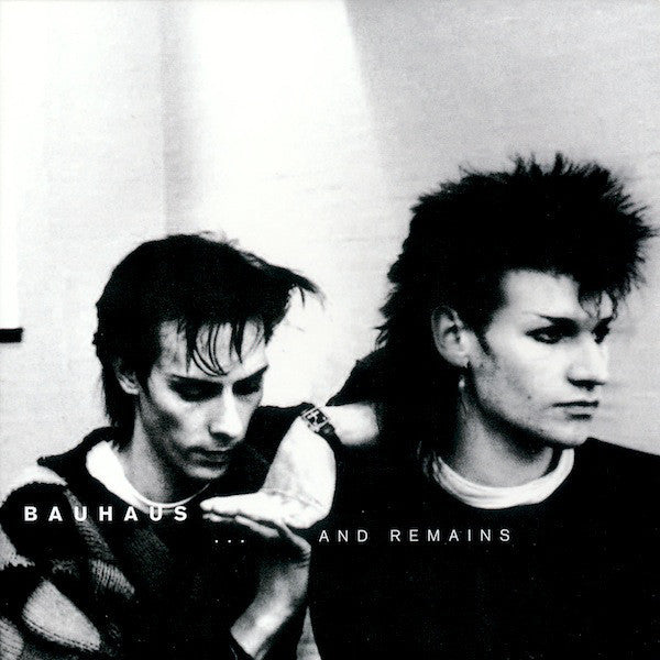"Bauhaus ""…And Remains"" CD"