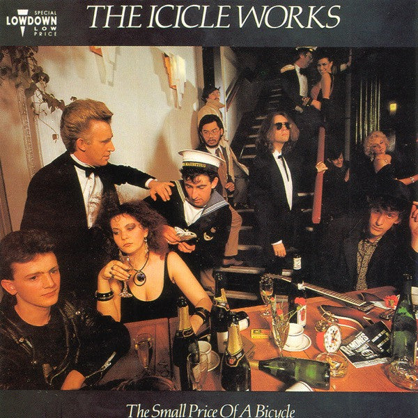 The Icicle Works - The Small Price Of A Bicycle CD