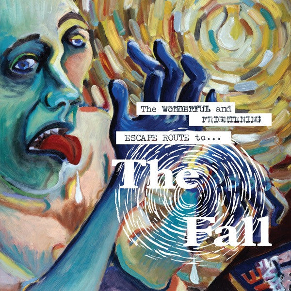 The Fall - The Wonderful And Frightening Escape Route To LP