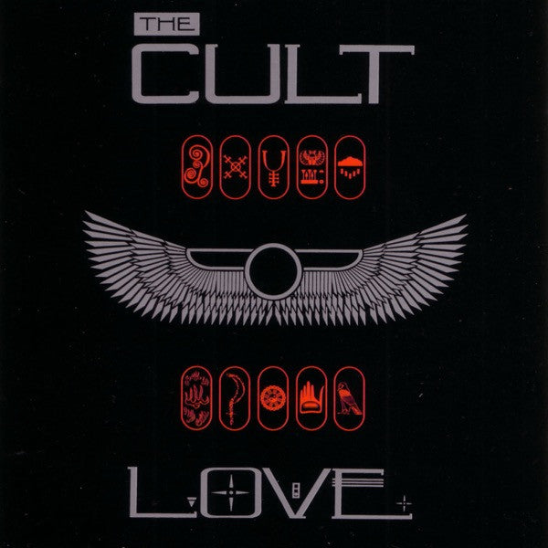 The Cult - Love CD